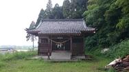地主神社の画像