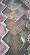雨漏り セメント瓦の画像